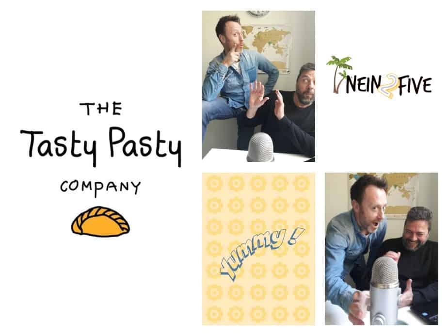 Tasty Pasty Company zu Gast bei nein2five