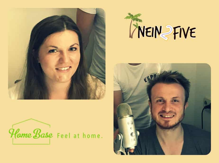 Im Nein2five Küchenstudio Lisa und Hannes gründen erfolgreich ohne Businessplan