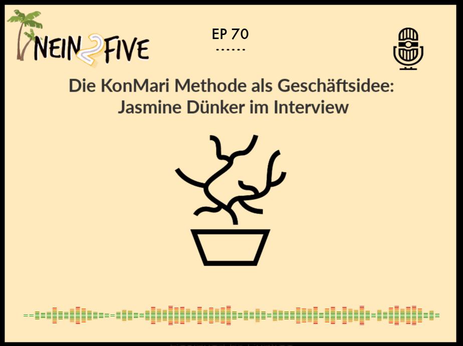 KonMari Methode Jasmine Dünker
