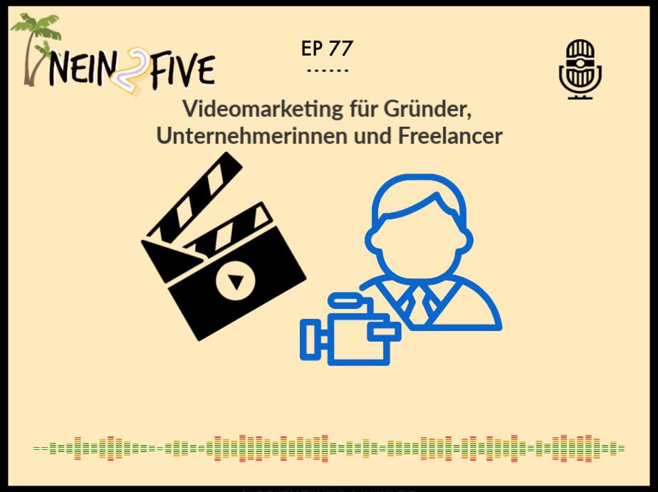 Podcast über Videomarketing und Tools die wir nutzen podcast