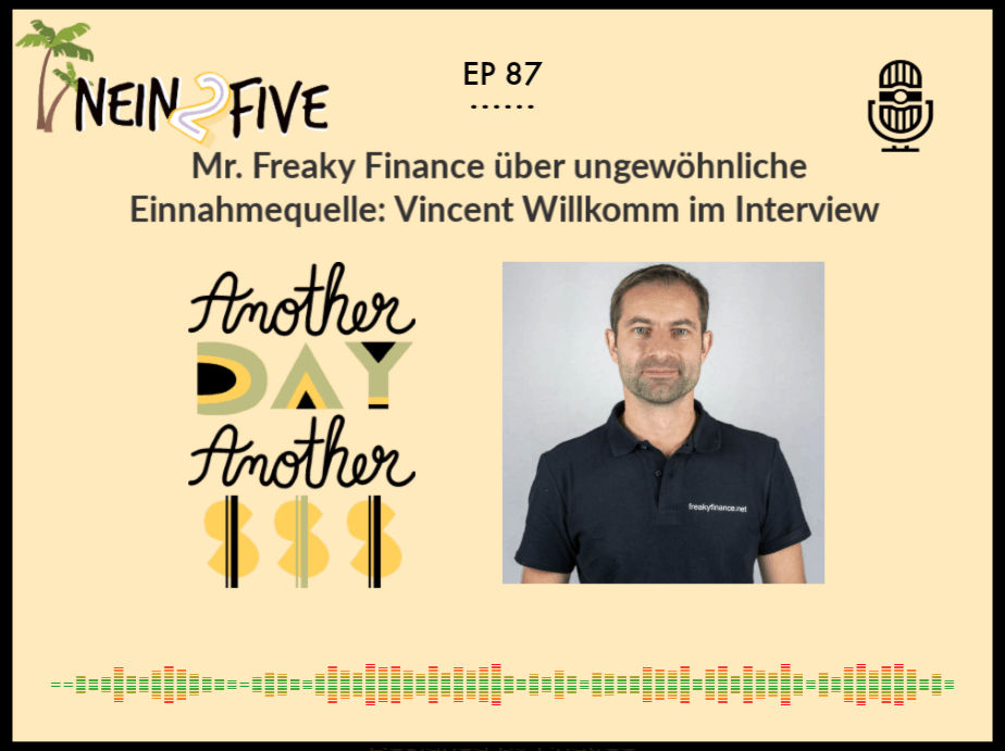 Freaky Finance Vincent Willkomm