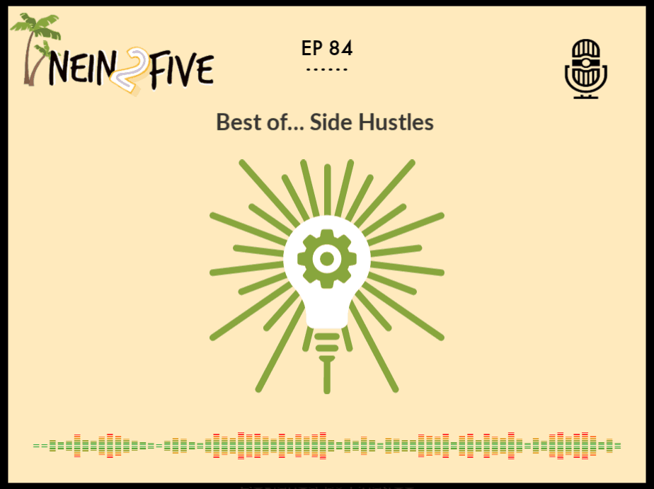 Podcast über das Best of Side Hustles