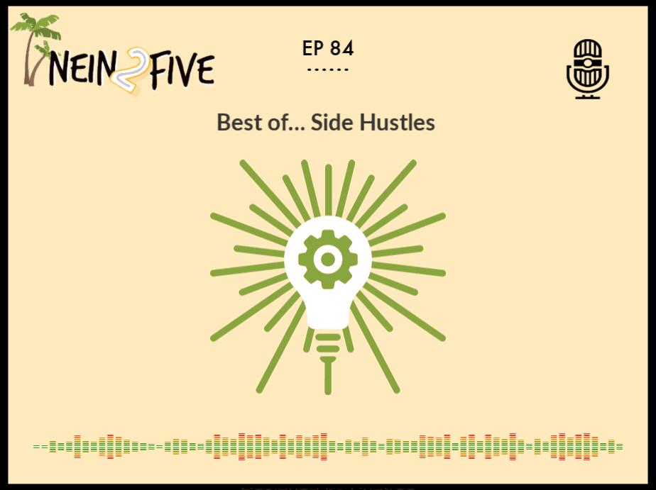 Podcast über das Best of Side Hustles