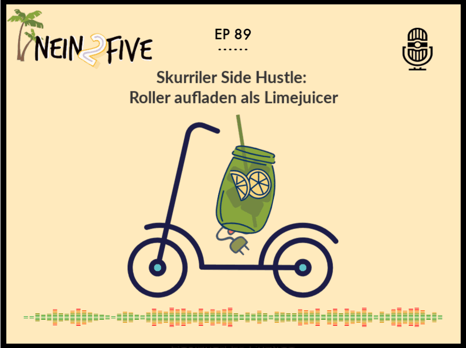 Limejuicer Skurriler Side Hustle