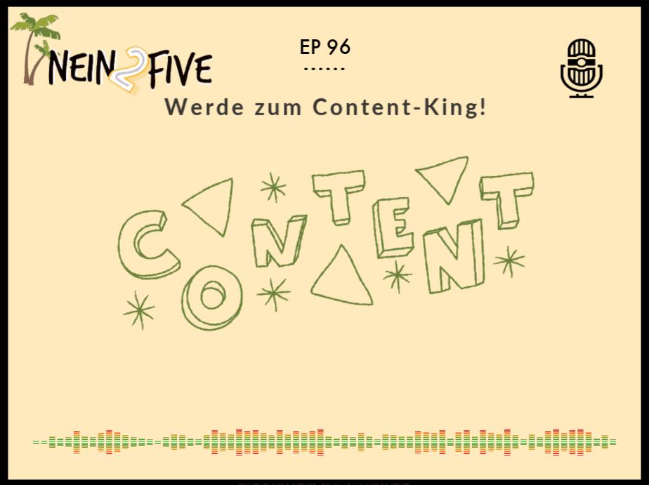 werde zum content king