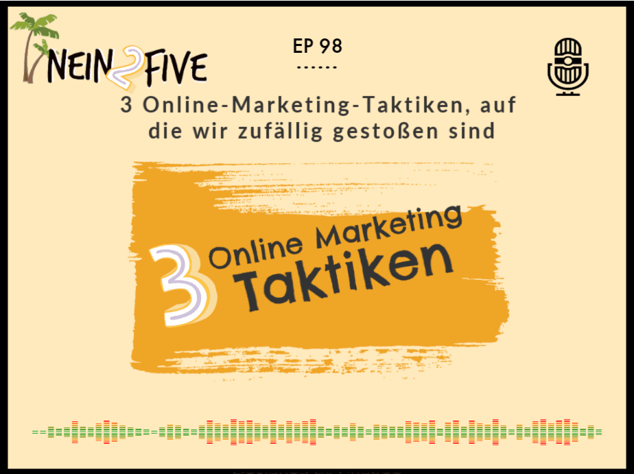 Taktiken Online Marketing