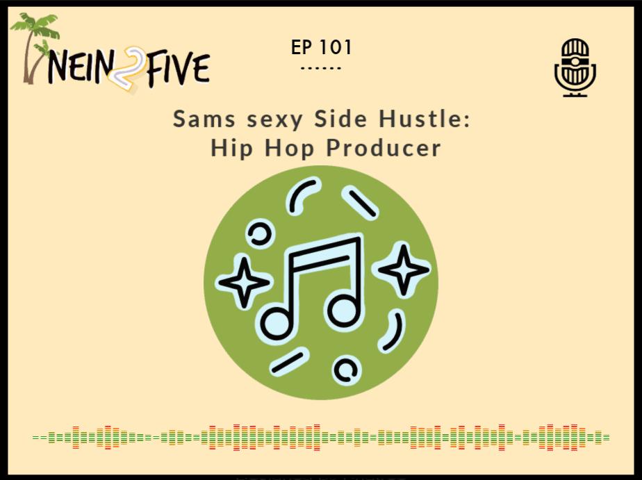 Nebeneinkommenals Hip Hop Producer