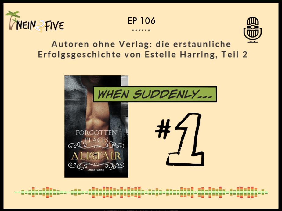 Autoren ohne Verlag Estelle Harring