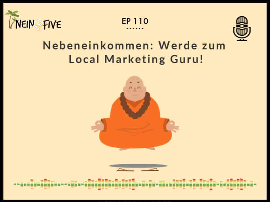 Nebeneinkommen Werde zum Local Marketing Guru
