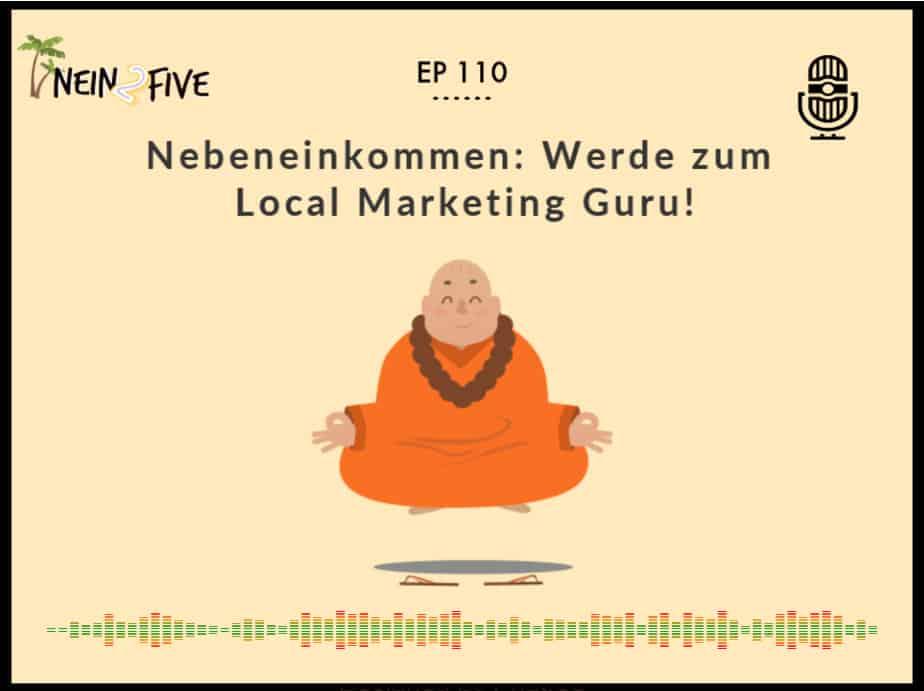 Nebeneinkommen Werde zum Local Marketing Guru