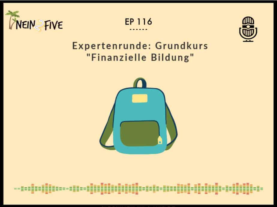 Expertenrunde Grundkurs Finanzielle Bildung