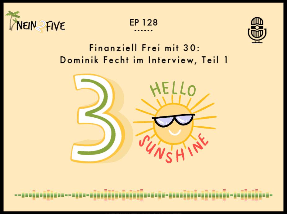 Finanziell frei mit 30