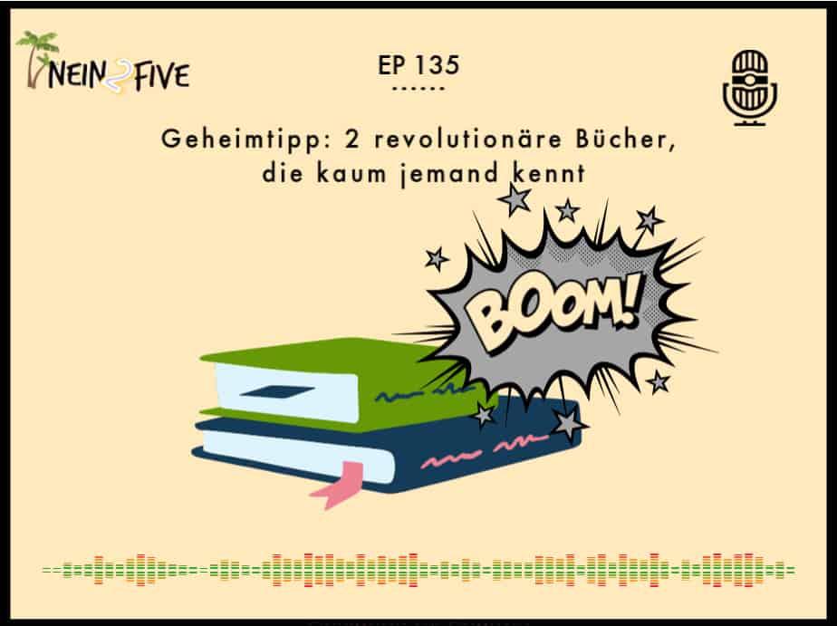 Geheimtipp 2 revolutionäre Bücher, die kaum jemand kennt