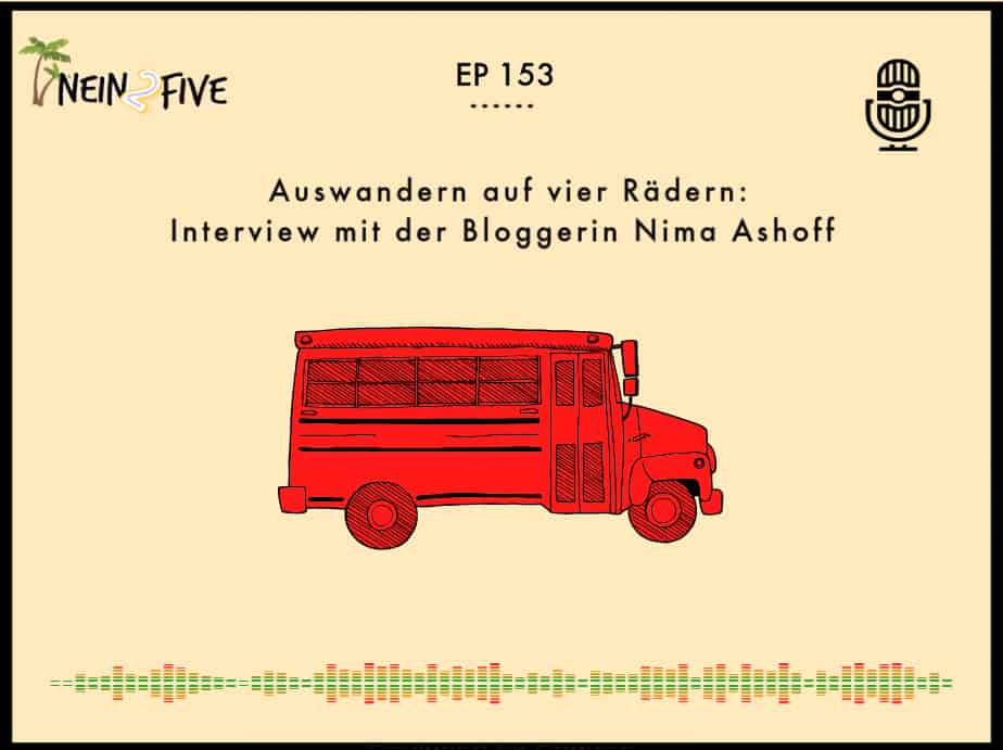 Interview mit der Bloggerin Nima Ashoff