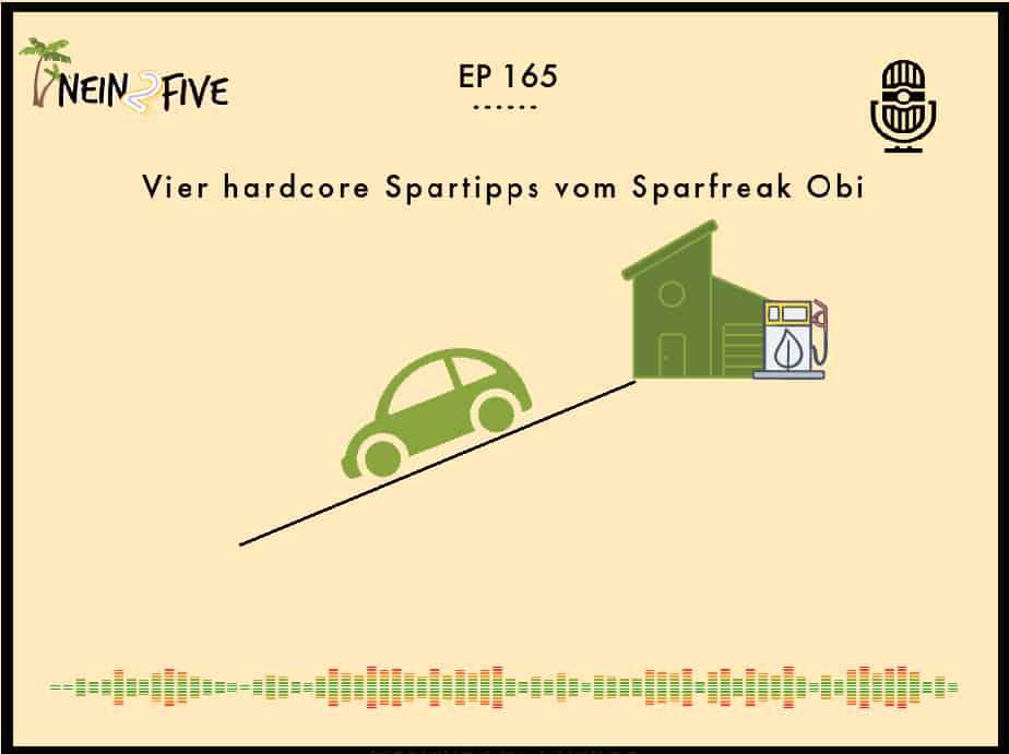 Vier hardcore Spartipps vom Sparfreak Obi